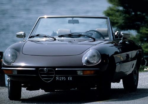 Alfa Romeo Spider -  2000 Veloce (série 2)