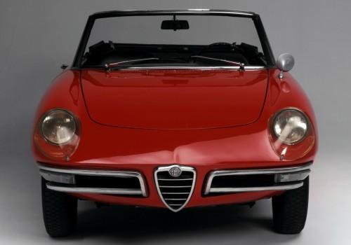 Alfa Romeo Spider -  1600 Duetto