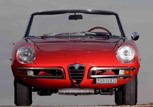 Alfa Romeo Spider -  1750 Veloce