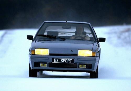 Citroën BX -  Sport