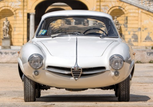 Alfa Romeo Giulietta -  Sprint Speciale