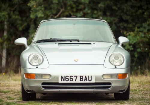 Porsche 911 (993) -  Targa