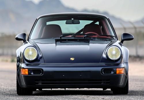 "Porsche 911 (964) -  Turbo S 3.3 ""Leichtbau"""