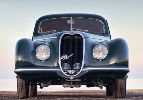 Alfa Romeo 6C 2500 -  Sport Touring Berlinetta