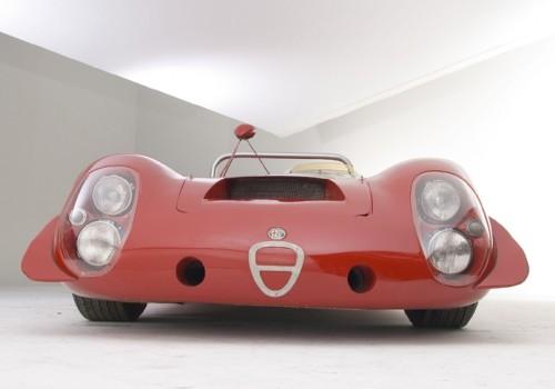Alfa Romeo Tipo 33/2 -  Targa Florio Spyder