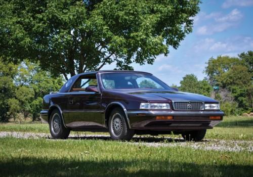 Chrysler TC (by Maserati)