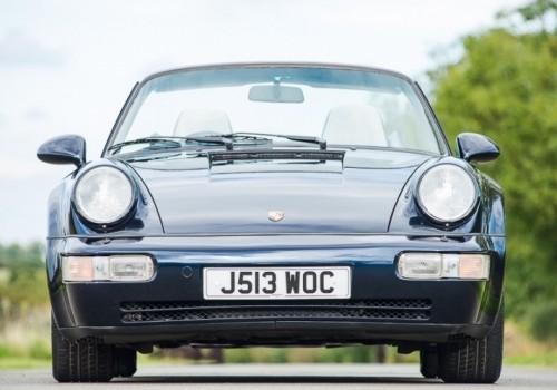 """Porsche 911 (964) -  Carrera 2 Cabriolet """"Turbo Look"""""""
