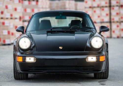 Porsche 911 (964) -  Turbo 3.6 S