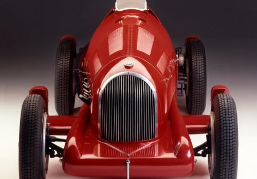 Alfa Romeo Tipo B -  Aerodinamica