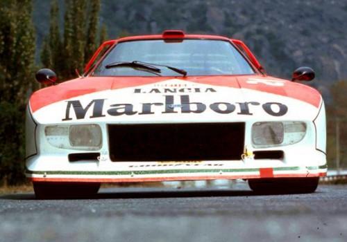 Lancia Stratos -  Turbo Silhouette