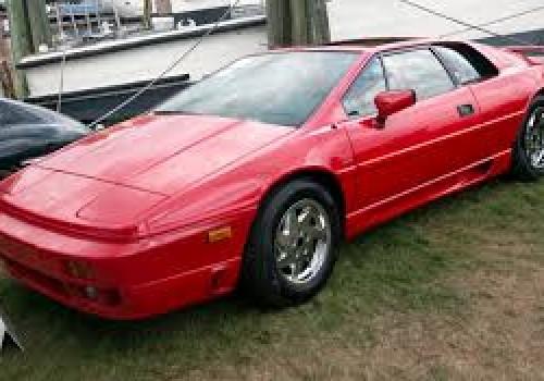 Lotus Esprit -  Turbo SE