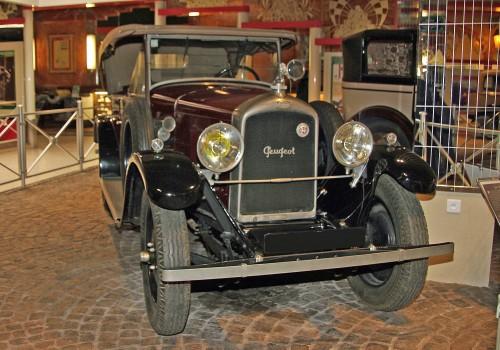 Peugeot Type 181