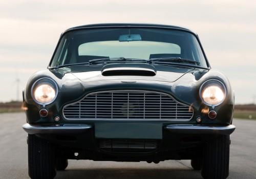Aston Martin DB6 -  Mark II Vantage