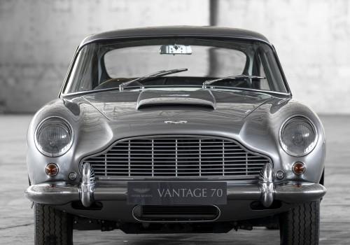 Aston Martin DB5 -  Vantage