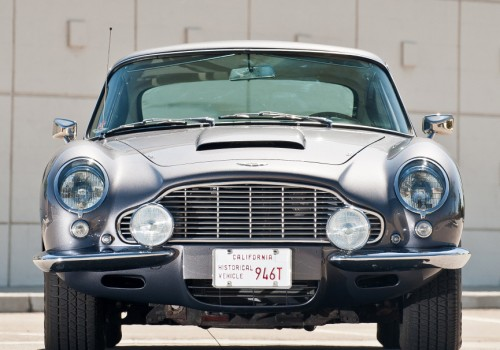 Aston Martin DB6 -  Vantage