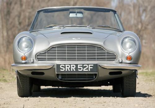 Aston Martin DB6 -  Volante Vantage