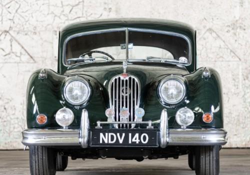 Jaguar XK 140 -  Fixed Head Coupe