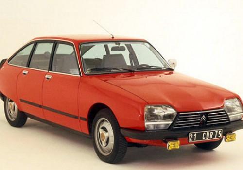 Citroën GS -  X3