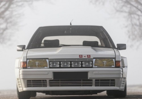 Citroën BX -  4TC