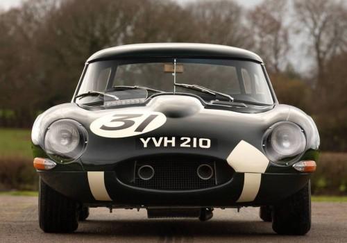 Jaguar Type E -  Lightweight Roadster