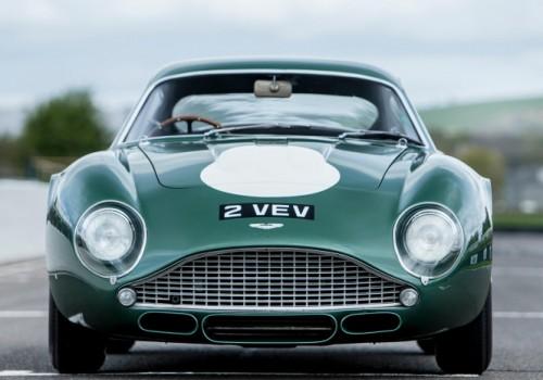 Aston Martin DB4 GT -  Zagato