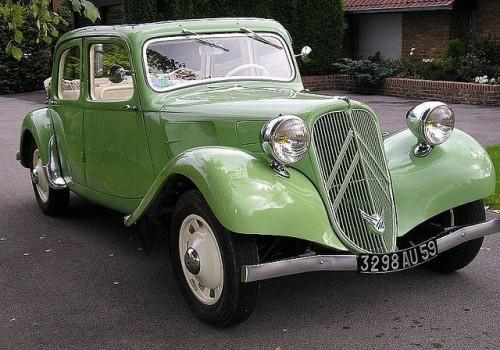 Citroën Traction Avant -  7 CV A (7A)