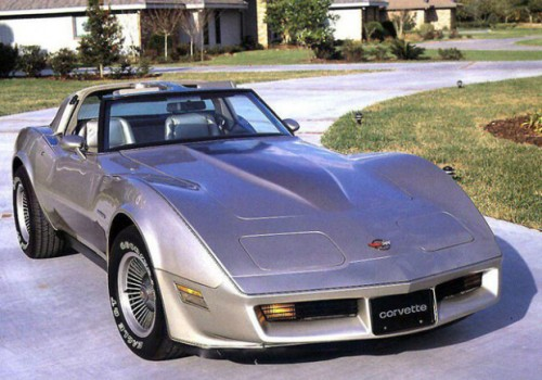 Chevrolet Corvette C3 -  Collector Edition