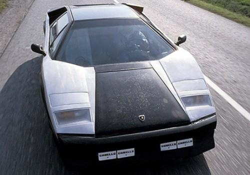 Lamborghini Countach -  Evoluzione