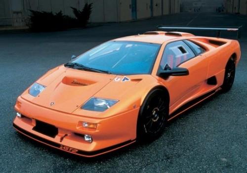 Lamborghini Diablo -  GT2