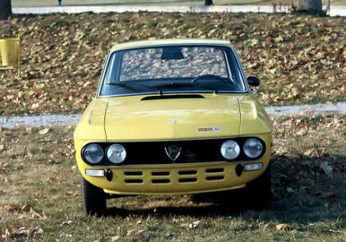Lancia Fulvia Coupe -  Safari