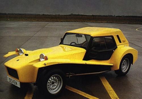 Lotus Seven -  Series 4 (Type 60)