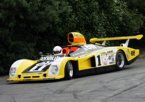 Renault Alpine A442 -  A443