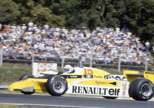 Renault RE20 -  RE20 B