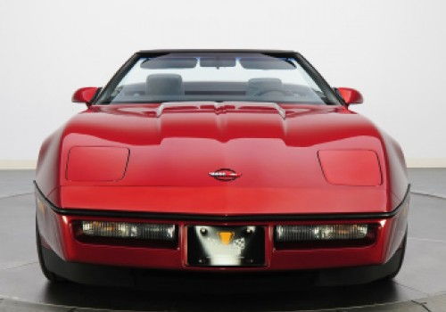 Chevrolet Corvette C4 -  1YY Convertible (1986)