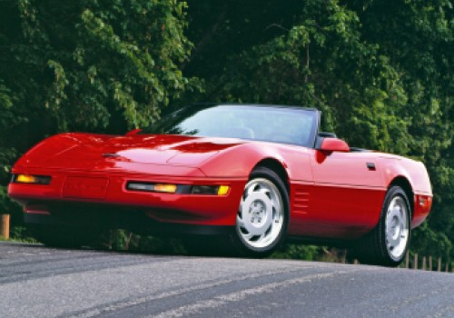 Chevrolet Corvette C4 -  1YY Convertible (1991)