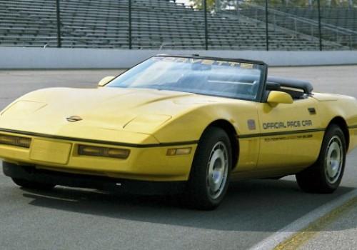 Chevrolet Corvette C4 -  Indy 500 1986 Pace Car