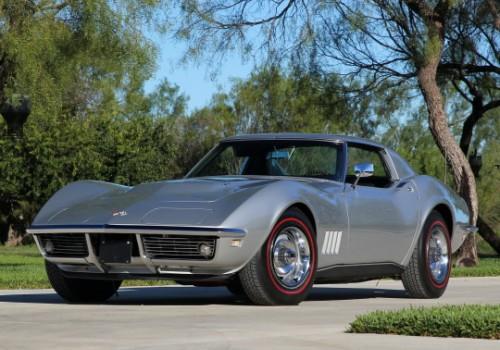 Chevrolet Corvette C3 -  Coupe L36