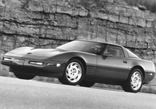 Chevrolet Corvette C4 -  1YY Coupe (1991)