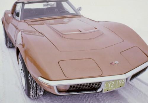 Chevrolet Corvette C3 -  Coupe LT1