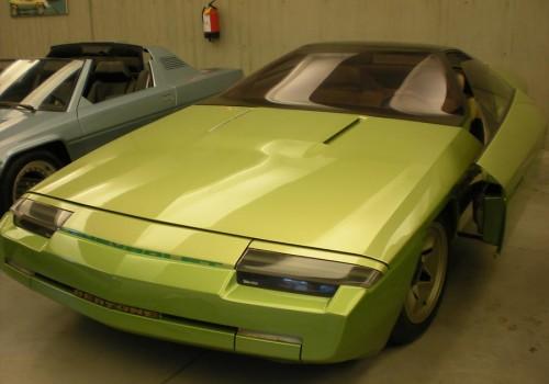Chevrolet Corvette C4 -  Ramarro Bertone