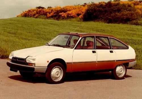 Citroën GSA -  Chic
