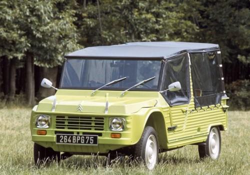 Citroën Méhari -  4x2