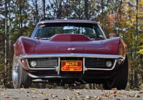Chevrolet Corvette C3 -  Coupe L88