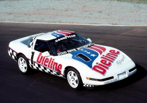 """Chevrolet Corvette C4 -  ZR-1 """"Dieline"""" Coupe"""
