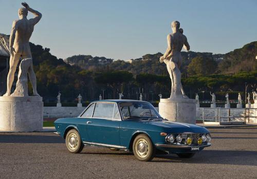 Lancia Fulvia Coupe -  1.2 L