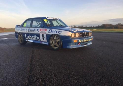 BMW M3 (E30) -  BTCC