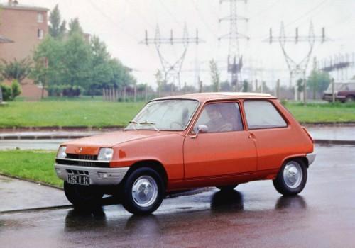 Renault R5 -  EDF Electrique