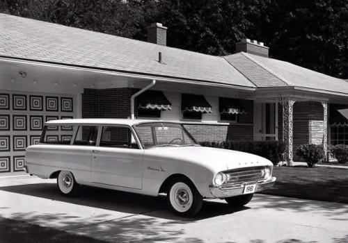 Ford Falcon  -  Station Wagon Tudor