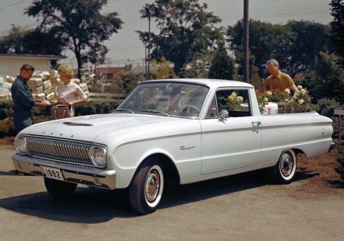 Ford Falcon  -  Ranchero