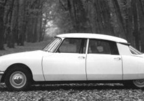 Citroën ID -  20 Confort Berline